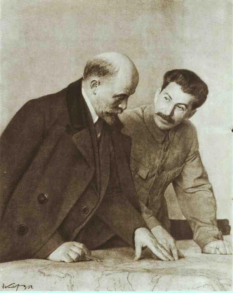 """FA/Сталин: """"Аз съм лайно в сравнение с Ленин..."""""""