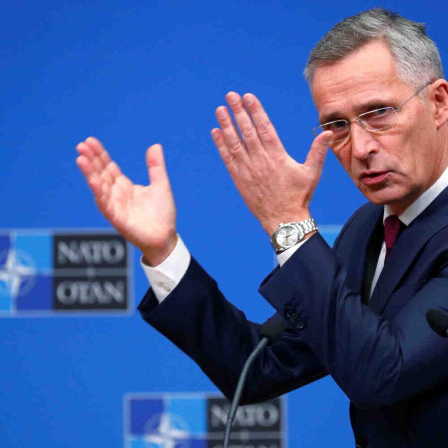 Столтенберг: Абсолютно недопустимо е Русия да създава сфери на влияние