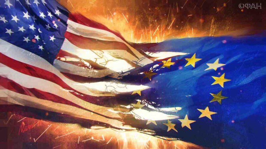 Външните министри на ЕС изразиха солидарност с Франция спрямо САЩ