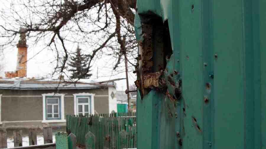 СК на Русия започна дело за раняването на двама жители на Донецк от украинските силоваци