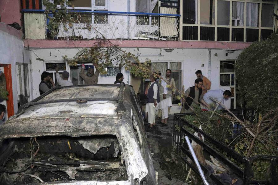 ЦРУ предупредило за деца близо до US удара с дрон в Кабул секунди преди атаката