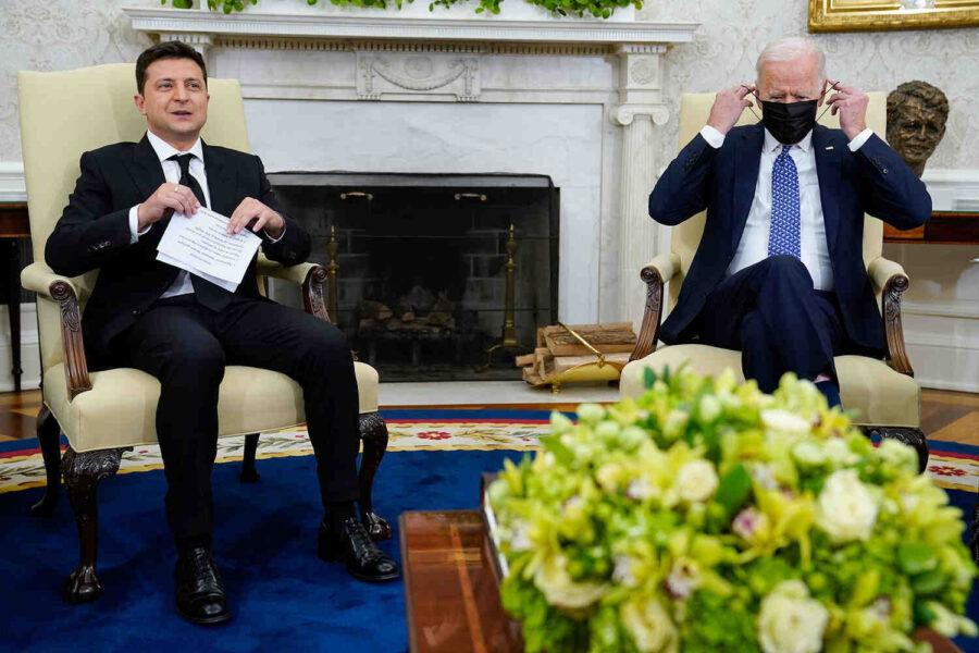 Украински СМИ: Тайни споразумения между САЩ и Украйна