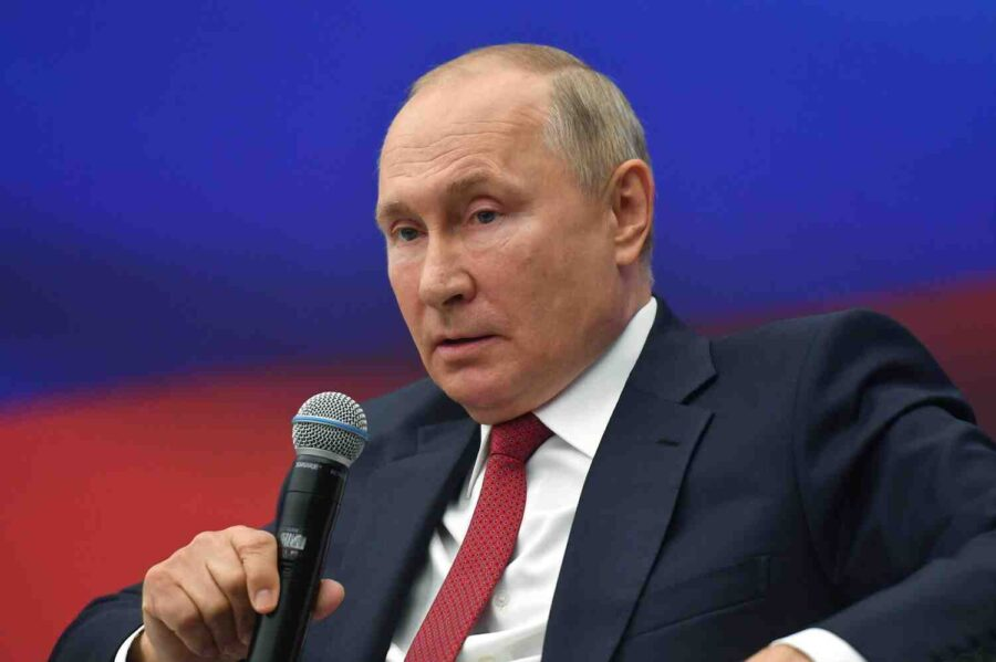 Путин за Хабаровския процес над японските военни престъпници