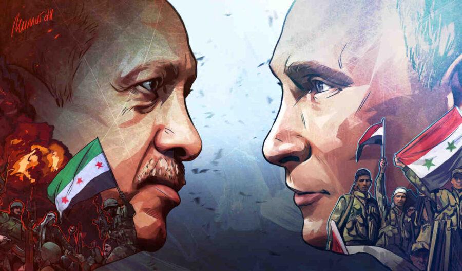 Ердоган и Путин ще обсъдят ситуацията в Идлиб