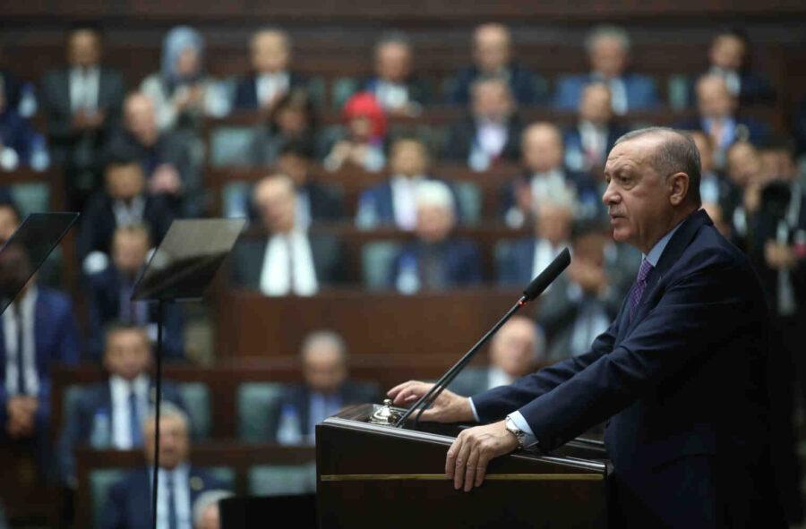 Ердоган: Вековната хегемония на Запада потъна в забрава
