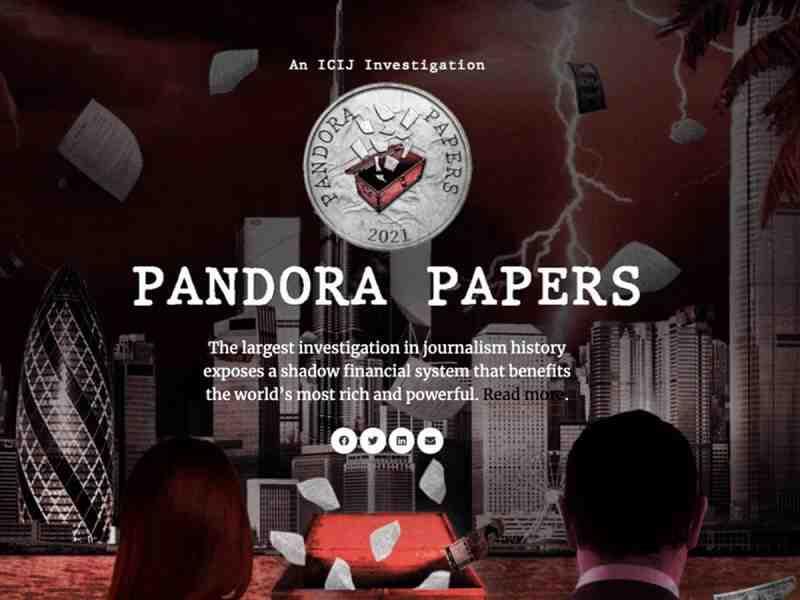 """""""Досиетата Пандора"""": Тайни собственици с повече от 1500 имоти във Великобритания"""