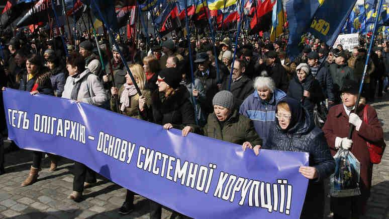 Одитор: никъде в ЕС няма такава корупция, както в Украйна