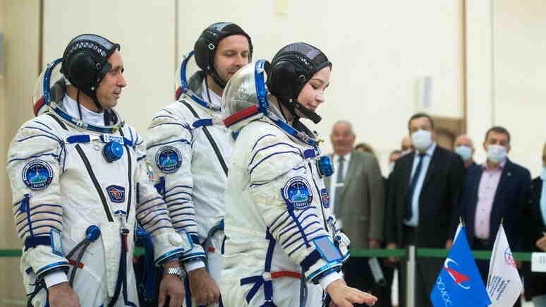 Русия създава първия в света игрален филм в космоса