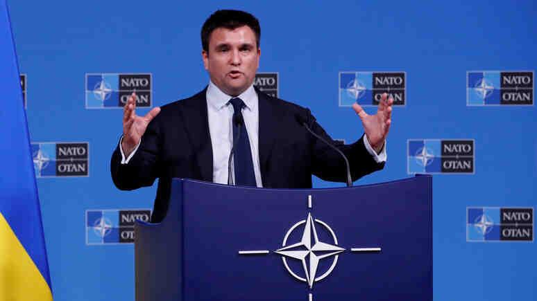 """Климкин: Между Украйна и Русия е възможен само """"хибриден мир"""""""