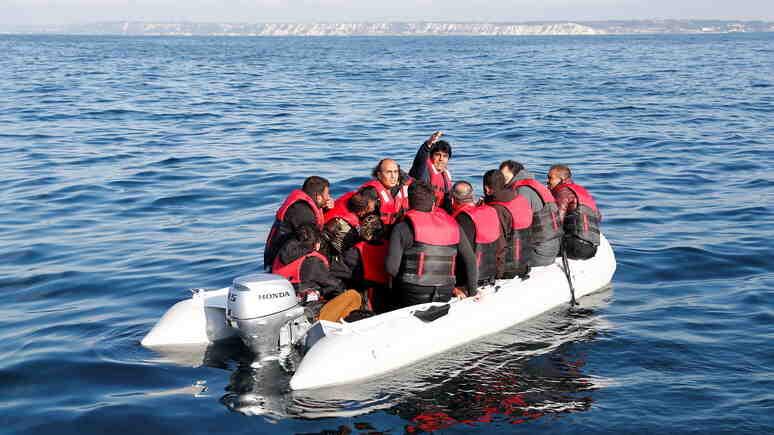 Le Monde: Лондон ще плати на Франция за сдържане на мигрантите