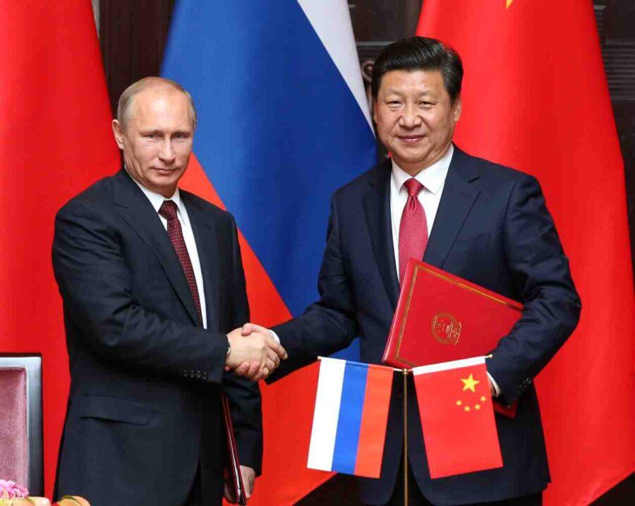 Русия и Китай са несъкрушимият стълб на световната геополитика!