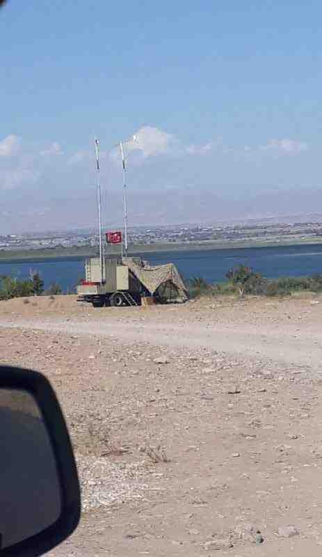 Многокилометрови колони с артилерия на Иран се насочват към границата с Азербайджан