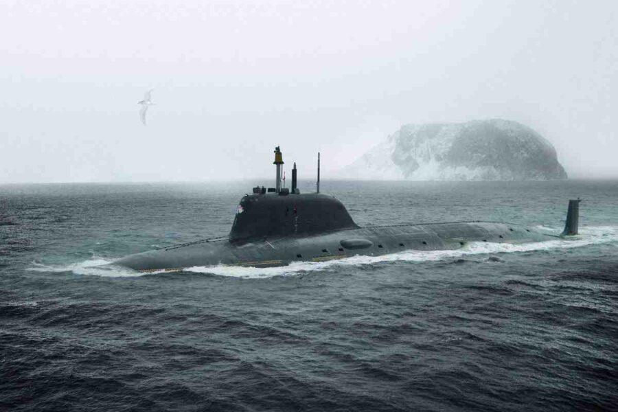 """САЩ: Само две руски подводници """"Ясен"""" могат да потопят четири групи самолетоносачи"""