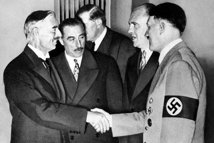 Колективният Запад бе сътрудник на Третия райх