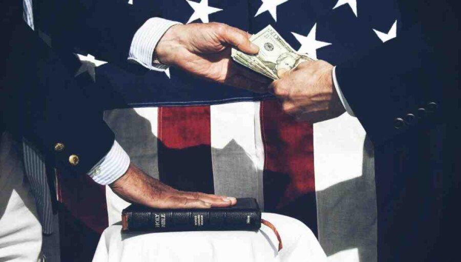 Корупцията във ВМС на САЩ - традиция