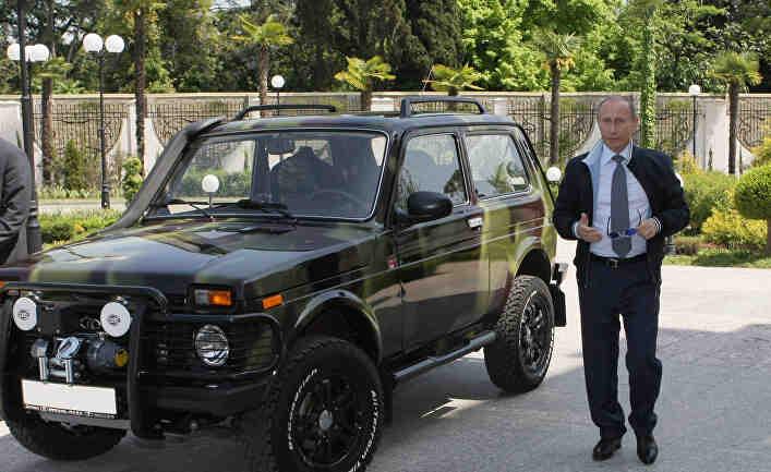 """Звярът от изтока: """"Нива"""" - най-успешният автомобил на СССР във Великобритания"""