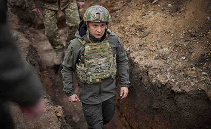 """Al Jazeera: С """"Кримска платформа"""" Украйна се опита да скрие военните си престъпления в Донбас"""