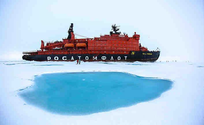 MTV: Руският флот ледоразбивачи е уникален, в целия свят никой няма такъв