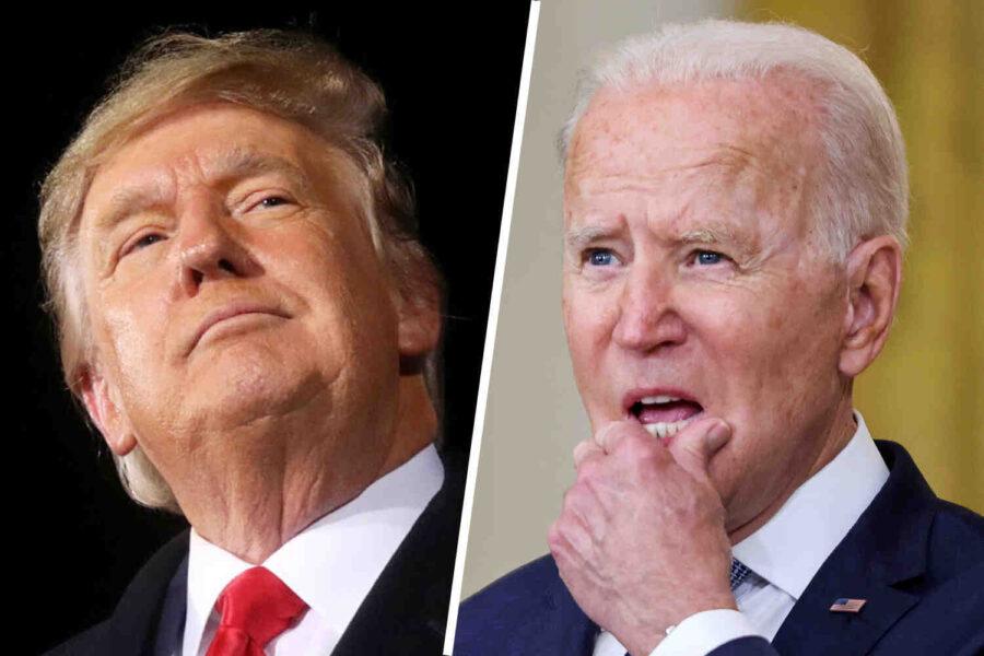 """Тръмп заяви, че е закрил """"Северен поток 2"""", а Байдън """"го разрешил"""""""