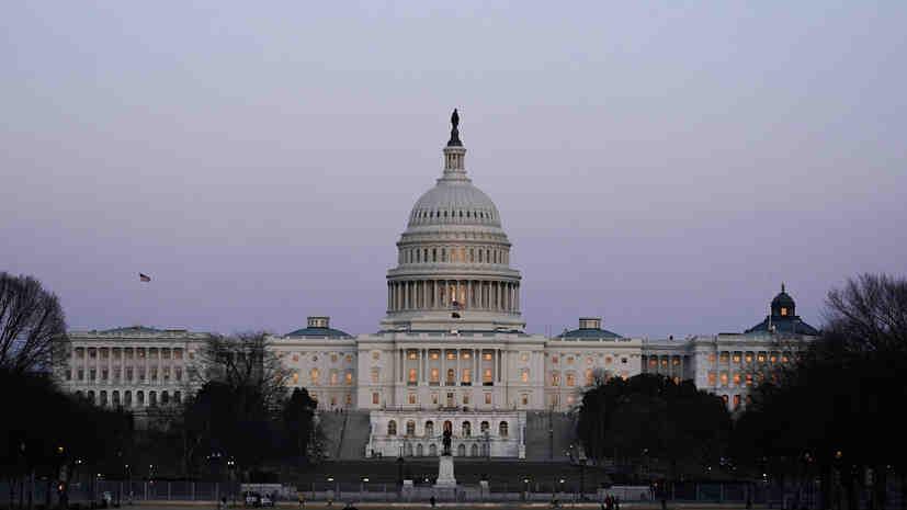 Конгресът одобри увеличение на националния дълг на САЩ до $480 млрд