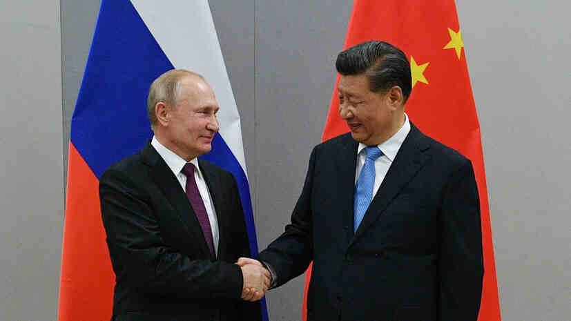 Путин: Си Дзинпин е мой приятел