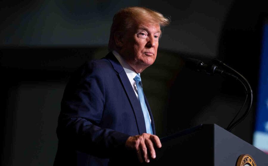 Половината републиканци искат Тръмп отново за президент