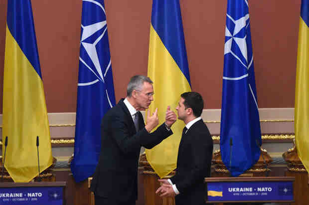 """Утешителният приз на САЩ: """"Украйна де-факто..."""""""