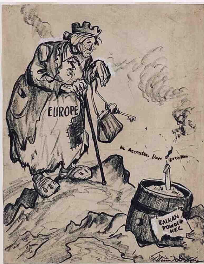 """Балканското геополитическо """"гърне"""" продължава да къкри"""