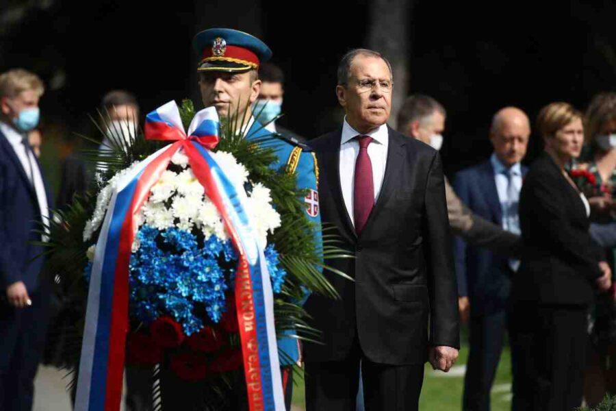 Сергей Лавров: Сърбия е фактор за мир и стабилност на Балканите