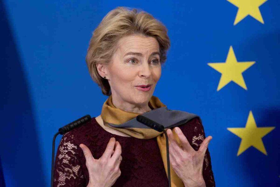 Фон дер Лайен: Западните Балкани принадлежат на ЕС, искаме ги в ЕС