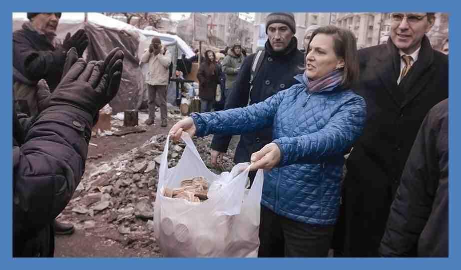 Нюланд на тридневно посещение в Русия