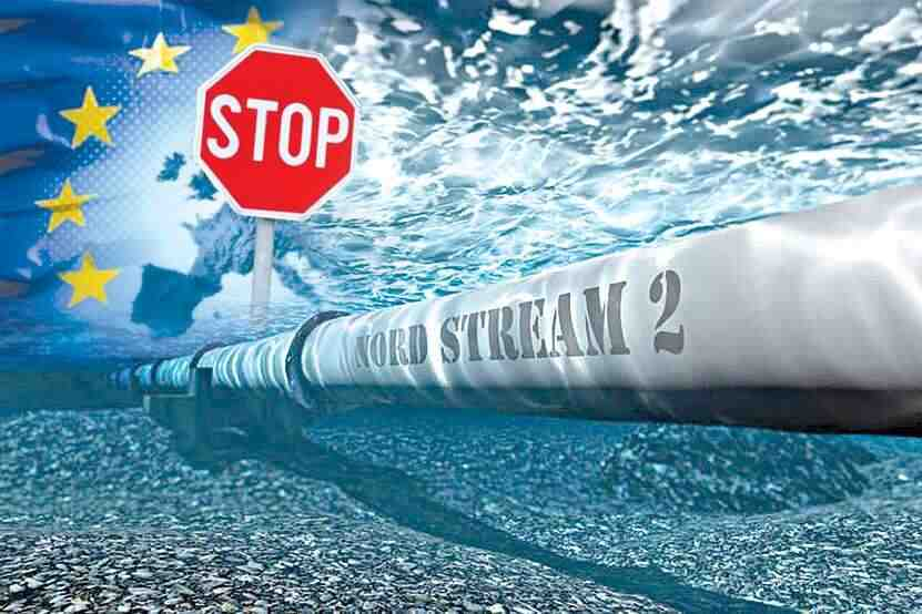 """Новата коалиция в Германия е готова да погребе вече завършения """"Северен поток 2""""?"""