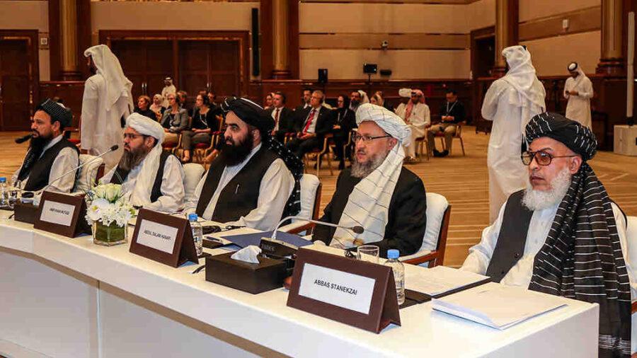 ЦРУ на преговори с Талибаните, САЩ не признават правителството