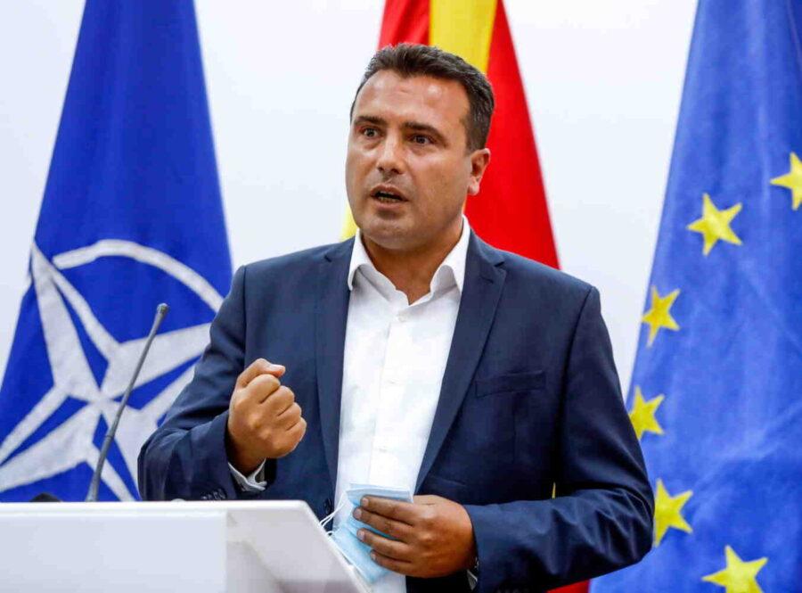 Заев: Българската блокада може да падне след изборите